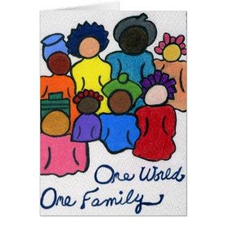1 World, 1 Family