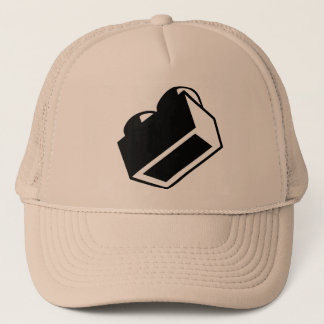1 x 2 Brick by Customize My Minifig Trucker Hat