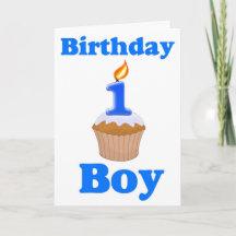 year old birthday boy card $ 3 85