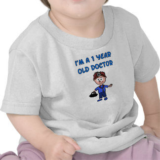 1 Year Old Doctor T-Shirt