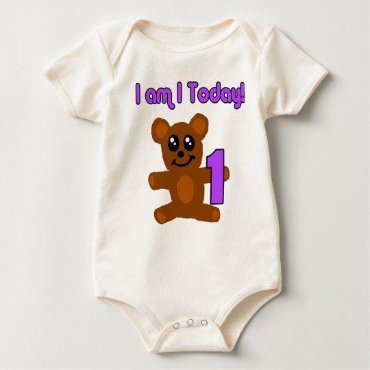 1 Year old Teddybear T-Shirt