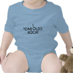 1 Year Olds Rock T-shirts