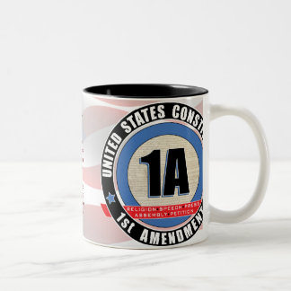 1A Graphic Logo Mug