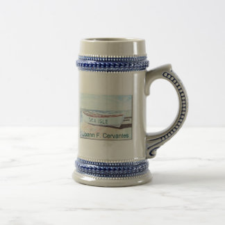 1A stein for your celebrations in Sea Isle City, N 18 Oz Beer Stein