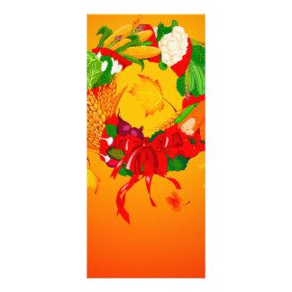 1ai fall harvest wreath rack card