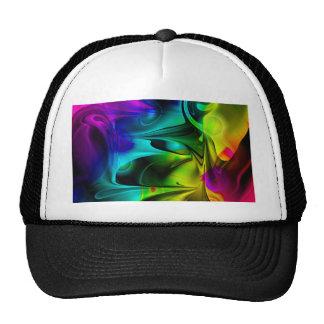1by multicolor abstracto Tutti Gorros