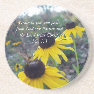 1Co 1:3  Grace to you and peace from God our Fathe Coaster