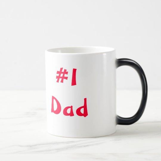 #1Dad Magic Mug