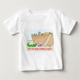 1dentalplanCOLgreetcopyright Baby T-Shirt