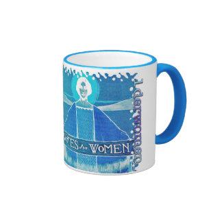 1derWomen votes for women mug