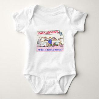 1getpoltergeistCOLgreetcopyright Baby Bodysuit