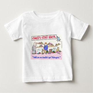 1getpoltergeistCOLgreetcopyright Baby T-Shirt