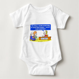 1howsyouralbanianCOLgreetcopyright Body Para Bebé
