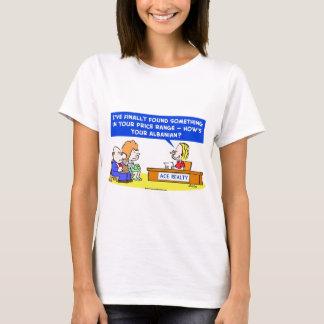 1howsyouralbanianCOLgreetcopyright T-Shirt