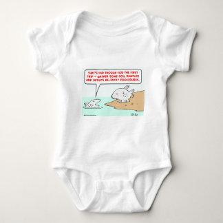 1initiatereentryproceduresCOLgreetcopyright Baby Bodysuit