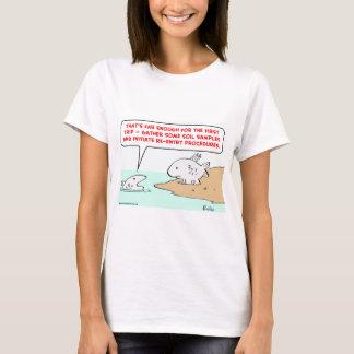 1initiatereentryproceduresCOLgreetcopyright T-Shirt