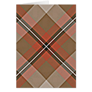 1JPEG BROWN RED WHITE BLACK PLAID PATTERN TEXTURES CARD