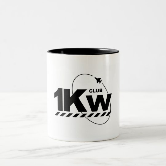 1kw Two-Tone coffee mug