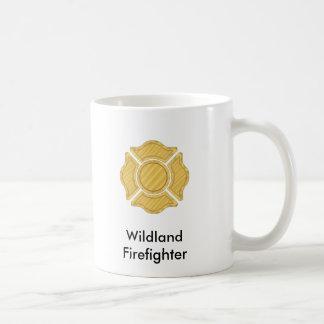1LOGO11,      Wildland     Firefighter Coffee Mug