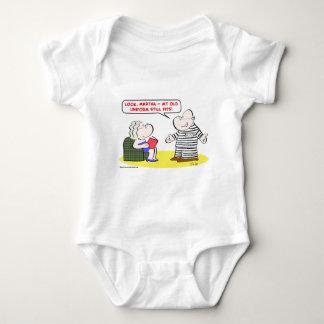 1lookmarthamyolduniformstillfitsCOLgreetcopyright Baby Bodysuit