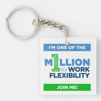 1MFWF Key Chain