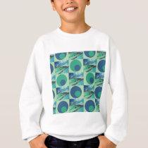 1One Imagination place pattern Sweatshirt