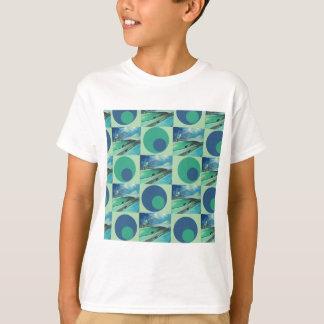 1One Imagination place pattern T-Shirt