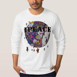 """1PEACE """"LOVEstar 2012 """" Camisas"""