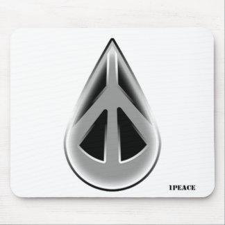 1PEACE PEACEdrop Mouse Pad