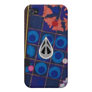 "1PEACE ""PRESENCE"" iPhone 4 COVER"