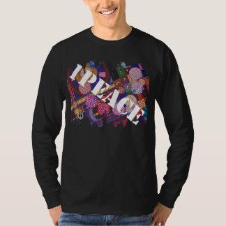 "1PEACE ""splshBEwht1PEACE"" T-Shirt"