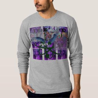 """1PEACE """"timetemple"""" T-Shirt"""