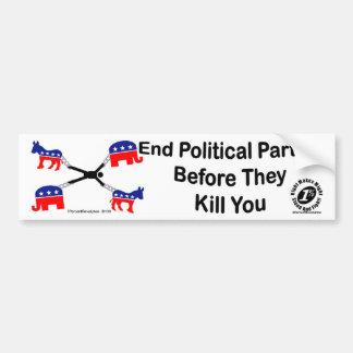 1PercentRevolution Bumper Sticker