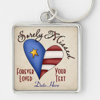 #1Personalize & Save The Date Keychain