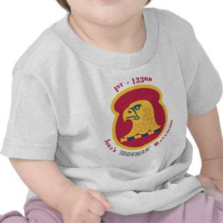 1r 133o regimiento de infantería del batallón - Ir Camiseta