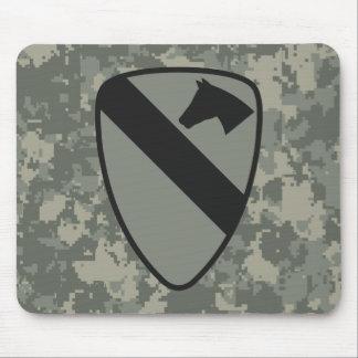 1r ACU de Mousepad de la división de la caballería