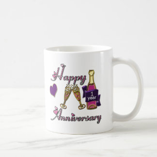 1r. Aniversario Taza
