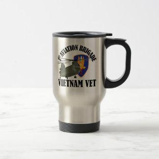 1r BDE Vietnam CH-47 de los AVN Tazas