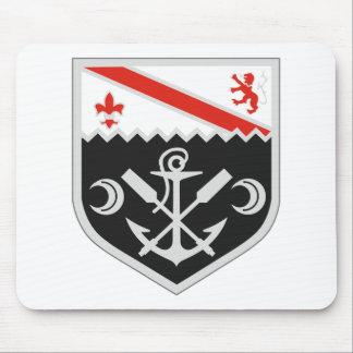 1r Bn del combate del ingeniero Alfombrillas De Raton