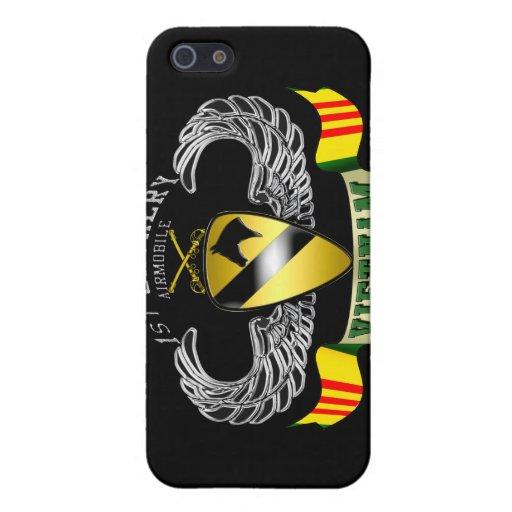 1r Caballería, aire - VN iPhone 5 Protectores