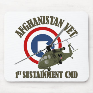 1r CAC - Afganistán Tapete De Ratón