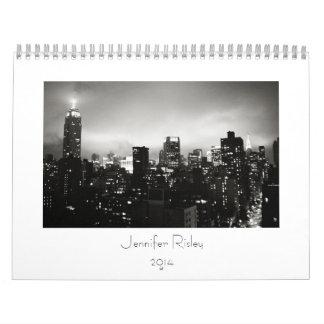 1r Calendario de la edición - 2014