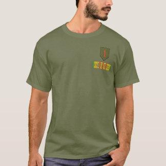 1r Camisa del artillero de la puerta de la