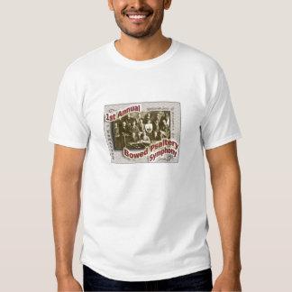 1r Camiseta arqueada publicación anual de las Remeras