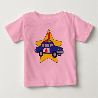 1r Camiseta de los regalos de cumpleaños