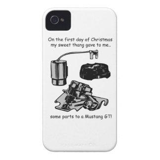 1r Campesino sureño del día Case-Mate iPhone 4 Cobertura