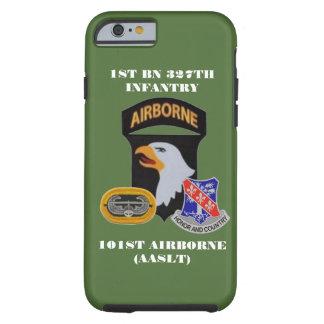 1r CASO AEROTRANSPORTADO del iPHONE de la 327TH Funda Resistente iPhone 6