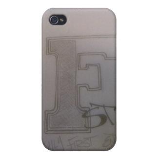 1r caso ENT del iPhone de la familia iPhone 4 Protectores