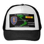 1r Casquillos de la bola del veterano de Vietnam d Gorra