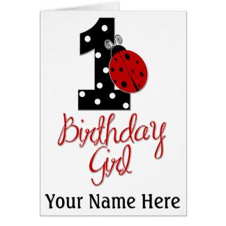 1r Chica del cumpleaños - señora Bug - 1 - mariqui Tarjeton